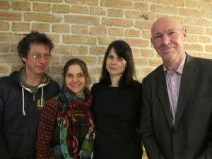 Alexander Spritzendorfer, Anna Wernhart, Hanna Simons, Jörg Schaffler